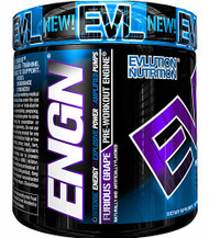 Evlution Nutrition ENGN Pre-Workout Engine Furious Grape - 30 Servings