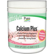 Pure Essence Labs Ionic-Fizz Calcium Plus Raspberry Lemonade - 14.82 oz