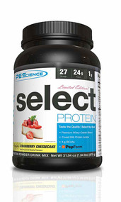 PEScience Select Protein Strawberry Cheesecake - 27 Servings