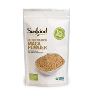 Sunfood, Maca Powder, Raw, 1 lb (454 g)