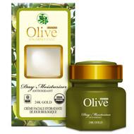Organic Olive Essence, Spa Experience, Facial Day Moisturizer, 1.75 fl oz (50 ml)
