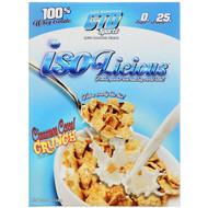 CTD Sports, Isolicious Protein Powder, Cinnamon Cereal Crunch, 1.6 lb (720 g)