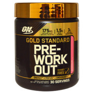 Optimum Nutrition Gold Standard Pre-Workout Watermelon -- 30 Servings
