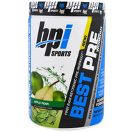 BPI Sports Best Pre Workout Ketogenic Apple Pear -- 30 Servings
