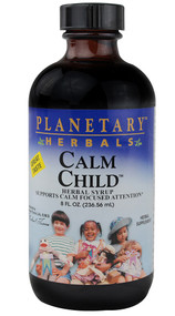 Planetary Herbals Calm Child -- 8 fl oz