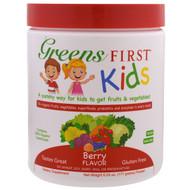 Greens First, Kids, Superfood Antioxidant Shake, Berry, 6.03 oz (171 g)