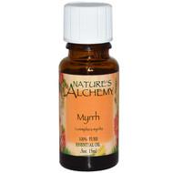 Natures Alchemy, Myrrh, Essential Oil, .5 oz (15 ml)