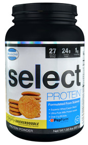 PES, Select Protein,  Snickerdoodle - 27 Servings