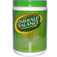 SGN Nutrition, Emerald Balance, Total Nutrition Drink Mix, Minty Green Tea Taste!, 10 oz (282 g)
