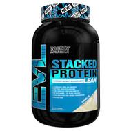 EVLution Nutrition, Stacked Protein Lean, Protein + Weight Management, Vanilla, 2 lbs (909 g)