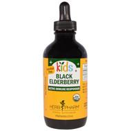 Herb Pharm, Kids Black Elderberry, Alcohol Free, 4 fl oz (120 ml)