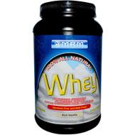 MRM, Natural Whey, Rich Vanilla, 32.6 oz (923 g)