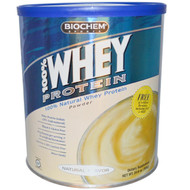 Biochem Sports Whey Protein Powder Natural - 24.6 oz