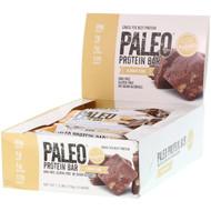 Julian Bakery, Paleo Protein Bar, Almond Fudge , 12 Bars, 2.0 oz (56.3 g) Each