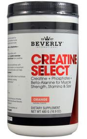 Beverly International Creatine Select with Beta Alanine Orange - 16.9 oz