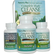 Nature's Plus Complete Body Cleanse 14 Day Program - 1 Kit