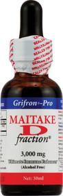 Mushroom Wisdom Maitake D-Fraction Pro 4X -- 3000 mg - 30 fl oz
