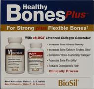 Natural Factors Healthy Bones Plus Kit - 1 Kit