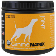 Canine Matrix, Joint, Mushroom Powder, 0.44 lb (200 g)