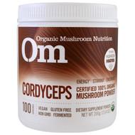 OM Organic Mushroom Nutrition, Cordyceps, Mushroom Powder, 7.14 oz (200 g)