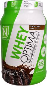 NutraKey Whey Optima Chocolate Lava Cake - 2.4 lbs