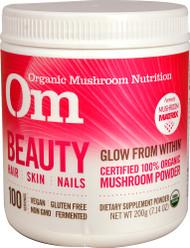 Organic Mushroom Nutrition, Beauty, Mushroom Powder, 7.14 oz (200 g)