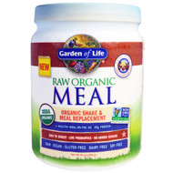 Garden of Life, RAW Organic Meal, Shake & Meal Replacement, Vanilla Spiced Chai, 16 oz (455 g)