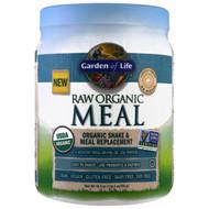Garden of Life, RAW Organic Meal, Organic Shake & Meal Replacement, 18.3 oz (519 g)
