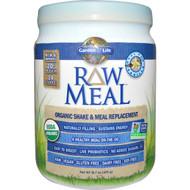 Garden of Life, RAW Organic Meal, Organic Shake & Meal Replacement, Vanilla, 16.7 oz (475 g)