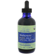 Motherlove, More Milk Special Blend, 4 fl oz (118 ml)