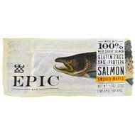 Epic Bar, Smoked Salmon Maple Bar, 12 Bars, 1.3 oz (37 g) Each