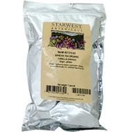 Starwest Botanicals Organic Bancha Green Tea - 1 lb