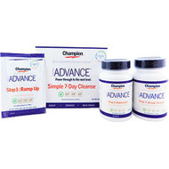 Champion Naturals, Champion Advance, Simple 7-Day Cleanse, 3 Piece Set
