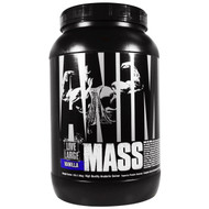 Universal Nutrition, Animal Live Large, Mass, Vanilla, 3 lb (1.36 kg)