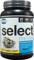 PEScience Select Protein Cookies 'N Cream - 27 Servings