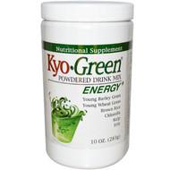 Kyolic Kyo-Green Energy Powdered Drink Mix -- 10 oz