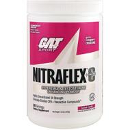 GAT, Nitraflex+C, Cotton Candy, 14.8 oz (420 g)