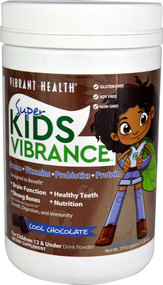 Vibrant Health Super Kids Vibrance Cool Chocolate - 11.26 oz