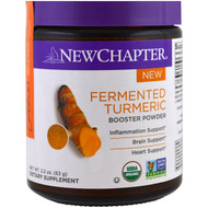 New Chapter, Fermented Turmeric Booster Powder, 2.2 oz (63 g)
