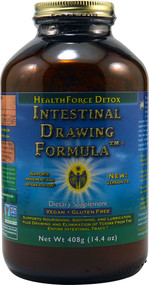 HealthForce Superfoods Intestinal Drawing Formula - 14.4 oz