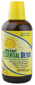 Renew Life, Organic Essential Detox - 16.2 fl oz