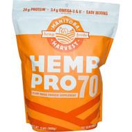 Manitoba Harvest Hemp Pro 70 Original - 2 lbs