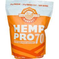 Manitoba Harvest, Organic, Hemp Yeah!, Protein Powder, Max Protein, Unsweetened, 32 oz (907 g)