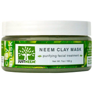 Just Neem, Neem Clay Mask, 7 oz (199 g)