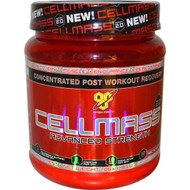 BSN, Cellmass 2.0, Concentrated Post Workout Recovery, Arctic Berry, 1.06 lbs (485 g)