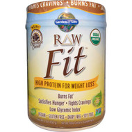 Garden of Life RAW Organic Fit High Protein for Weight Loss Chocolate - 16.3 oz