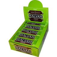 Marque Camel Brand, Halvah, Natural Sesame Bar, Pistachio, 20 Bars, 3 oz Each
