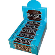 Marque Camel Brand, Halvah, Natural Sesame Bar, Deluxe, 20 Bars, 3 oz Each