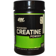 Optimum Nutrition, Micronized Creatine Powder, Unflavored, 2.64 lb (1.2