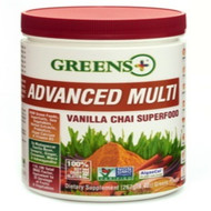 Greens Plus Advanced Multi Superfood Vanilla Chai - 9.4 oz